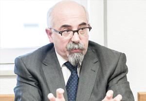 José Robalo Presidente da ARS Alentejo
